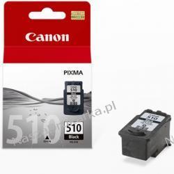 Tusz Canon PG510 czarny oryginalny / MP 240, 250, 260, 270, 272, 480, 490, 492 / MX 320, 330