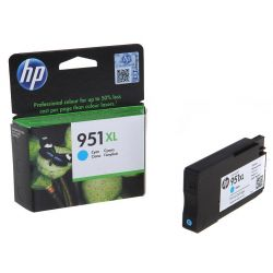 Tusz cyan HP 951XL, HP Pro 8100 8600, HP CN046AE oryginalny