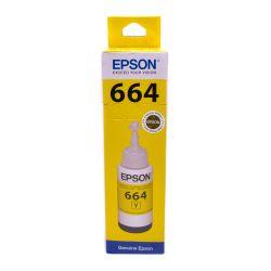 Tusz Epson T6644 644 oryginalny yellow 70 ml.