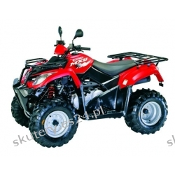 Quad 250 ccm - Kymco MXU 250