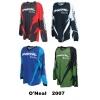 Bluzy O'NEAL model 2007 - nowość