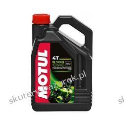 Olej MOTUL 4T 5100 10W-40 - op. 4L