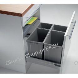 PULLBOY VARIO 600/ wys. 320/ 2x17+2x8 wstawiany do szuflady 2x17+2x8L - PEKA 09.807.S