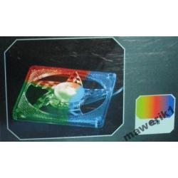 Swiecaca Oslona wentylatora Pulsujące Kolory RGB