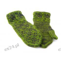 Rękawiczki wzór norweski