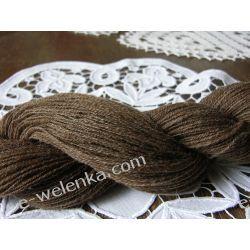 Shetland Moorit Lace