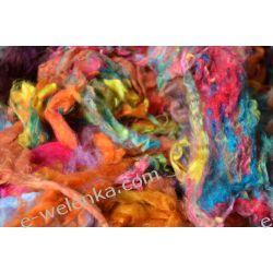Sari Silk Fibre Carded