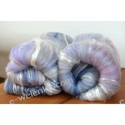 Fioletowo niebieski