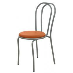 Krzesło MajerK-08 (SZAMPAŃSKA SATYNA)