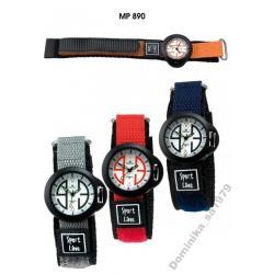 PERFECT sportowy zegarek męski pasek RZEP PROMOCJ