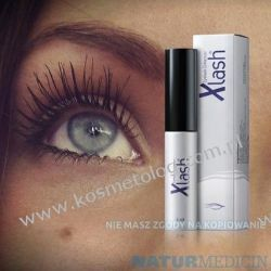 Xlash - odżywka do rzęs 3ml - piękne długie rzęsy