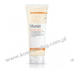 Rozświetlający żel do mycia twarzy z witaminą C / Essential-C Cleanser - 200ml