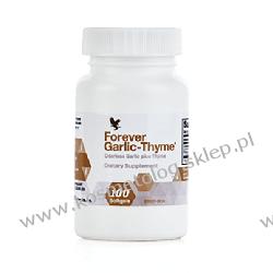 Forever Garlic-Thyme™ - Kapsułki z tymiankiem i olejkiem z czosnku - 100 kapsułek