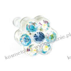 Kolczyk do przekłuwania uszu -12-0114-45 DAISY 5mm Rainbow/ Alexandrite
