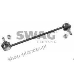 Łącznik stabilizatora przedniego firmy SWAG  L/P do BMW E46