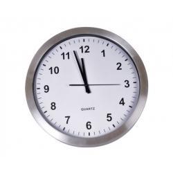 Mega Zegar Ścienny metalowy Na Ścianę