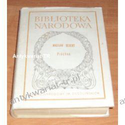 Próchno, Wacław Berent, Biblioteka Narodowa BN I 234