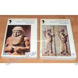 Sztuka starożytnego Wschodu I i II, Antoni Mierzejewski