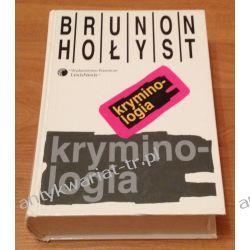 Kryminologia, Brunon Hołyst