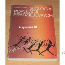 BIOLOGIA POPULACJI PRADZIEJOWYCH, Janusz Piontek Chemia nieorganiczna