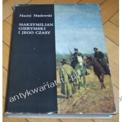 Maksymilian Gierymski i jego czasy, Maciej Masłowski