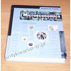 Microeconomics and behavior Robert H. Frank Chemia nieorganiczna