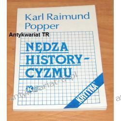Nędza historycyzmu Karl Raimund Popper