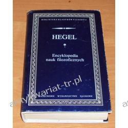 Encyklopedia nauk filozoficznych Hegel