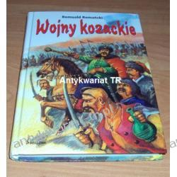 Wojny kozackie, Romuald Romański