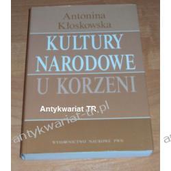 Kultury narodowe u korzeni, Antonina Kłoskowska Chemia nieorganiczna