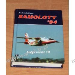 Samoloty 94, Andrzej Glass