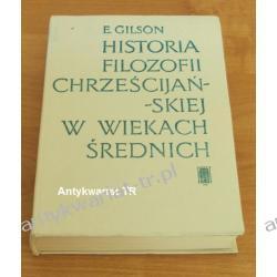 Historia filozofii chrześcijańskiej w wiekach średnich, E. Gilson Chemia nieorganiczna