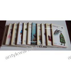 Zestaw 11 książek, Historyczne bitwy