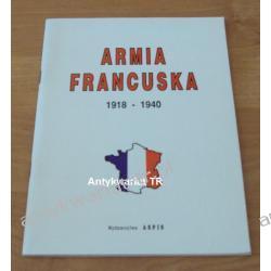Armia Francuska 1918-1940, Organizacja, uzbrojenie, Krzysztof Belina