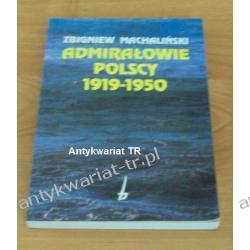Admirałowie Polscy 1919-1950, Zbigniew Machaliński