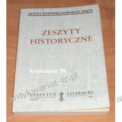 Zeszyty historyczne, zeszyt 95 Chemia nieorganiczna