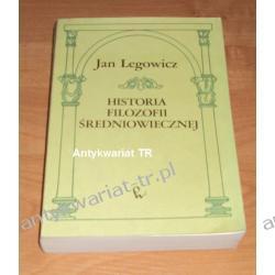 Historia filozofii średniowiecznej Europy zachodniej, Jan Legowicz