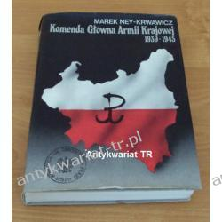 Komenda Główna Armii Krajowej 1939-1945, Marek Ney-Krwawicz Chemia nieorganiczna