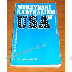 Murzyński radykalizm w USA, czarni muzułmanie, czarna władza, czarne pantery, Ludwikowski Chemia nieorganiczna