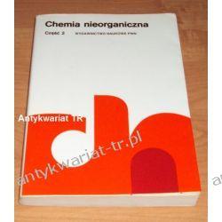 Chemia nieorganiczna tom 2, Kolditz Chemia nieorganiczna
