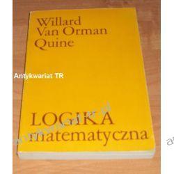 Logika matematyczna, Willard Van Orman Quine
