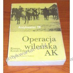 Operacja wileńska AK, Roman Korab-Żebryk