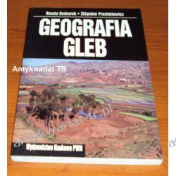Renata Bednarek, Zbigniew Prusinkiewicz, Geografia gleb
