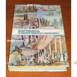 Życie codzienne w Egipcie greckich papirusów, Anna Świderkówna
