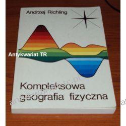 Kompleksowa geografia fizyczna, Andrzej Richling