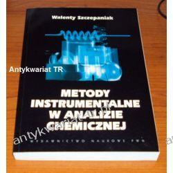 Metody instrumentalne w analizie chemicznej, Szczepaniak