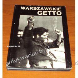 Warszawskie getto 1943-1988 w 45 rocznicę powstania