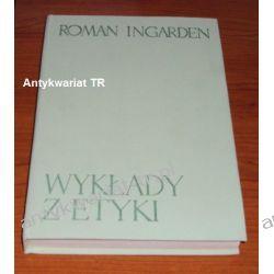 Wykłady z etyki, Roman Ingarden