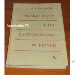 Teoria grup i jej zastosowania w fizyce, Lubarski