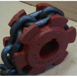 KOŁO GNIAZDOWE Rozrzutnik KRONE,Z=6,łańcucuch10x28